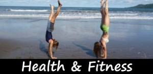 image with words Health & Fitness
