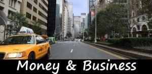 image with words Money & Business