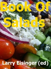 Image with text Book Of Salads