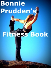 """Image with text """"Bonnie Prudden's Fitness Book"""""""