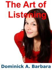 Image with text The Art of Listening