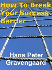 """Image with text """"How To Break Your Success Barrier"""""""