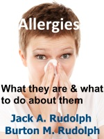 """Image with text """"Allergies: What they are & what to do about them"""""""