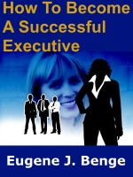 Image with text How To Become A Successful Executive