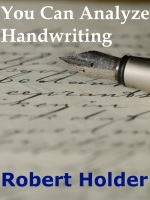 Image with text You Can Analyze Handwriting