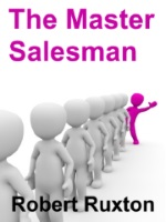 Image with text The Master Salesman