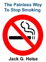 Image with text The Painless Way To Stop Smoking