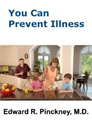 Image with text You Can Prevent Illness
