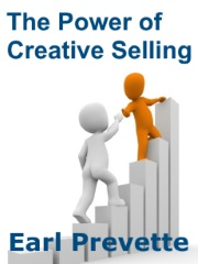 """Image with text """"The Power of Creative Selling"""""""